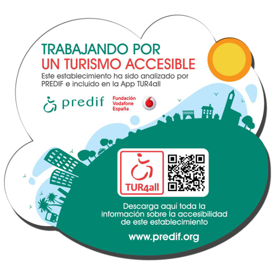 Sello de Turismo Accesible de PREDIF